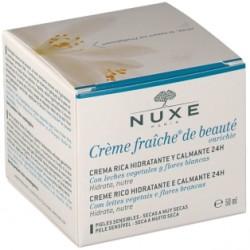 NUXE Crème fraiche de beauté enrichie Pot de 50 ml
