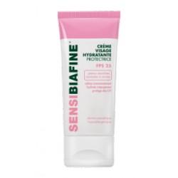 SENSIBIAFINE Crème visage hydratante et protectrice FPS 25 Tube de 50 ml