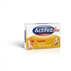 ACTIFED SIGN Rhume Boite de 20 gélules
