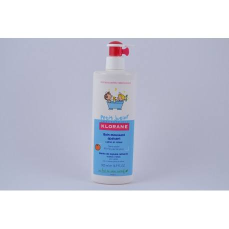 KLORANE PETIT JUN Bain mouss Fl/500ml