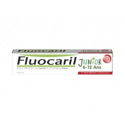 Fluocaril Junior Dentifrice 6-12 ans - Arôme : Fruits Rouges Tube de 75 ml