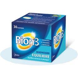 BION Equilibre MG + Boite de 30 comprimés