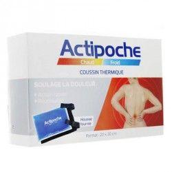 ACTIPOCHE Coussin thermique contre la douleur 20 x30 cm