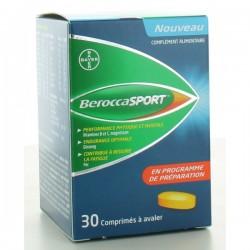 BEROCCA Sport Boite de 30 comprimés à avaler