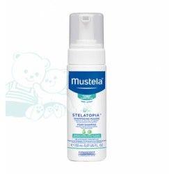MUSTELA STELATOPIA Shampooing mousse Flacon de 150 ml