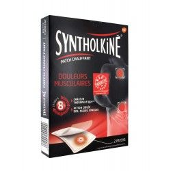 SYNTHOLKINÉ Patch chauff 8 heures B/2