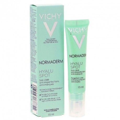 VICHY NORMADERM Hyaluspot Anti-imperfection Tube de 15 ml