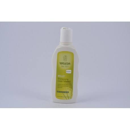 WELEDA Shampooing au Millet usage fréquent tube de 190 ml