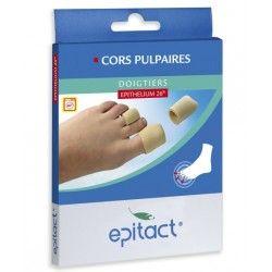 EPITACT Doigtier Epithelium 26 pour CORS PULPAIRES Boite de 1 Taille L