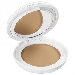 AVENE COUVRANCE Crème de teint compacte FINI MAT Beige 2.5 Boitier de 10 g