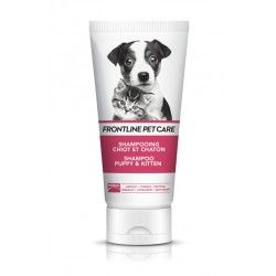 FRONTLINE PET CARE Shampooing chiot et chaton Tube de 200 ml