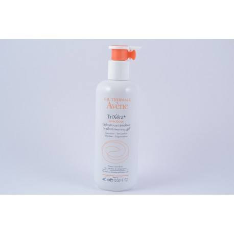 AVENE TRIXERA+ SELECT Gel nettoy émoll 400ml