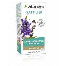 ARKOGELULES GATTILIER Confort prémenstruel et ménopause Boite de 60 gélules