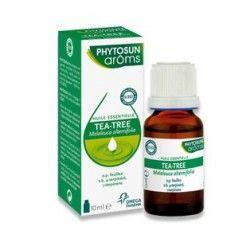 PHYTOSUN AROMS Huile essentielle de TEA TREE BIO Flacon de 10 ml