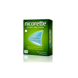 NICORETTE MICROTAB 2mg Cpr subl Plq/100