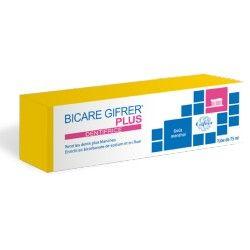 GIFRER Bicare Plus dentifrice Goût Menthol Tube de 75 ml
