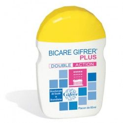 BICARE PLUS Pdr dentif anti-tartre Fl/60g