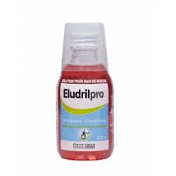 ELUDRILPRO Solution bain de bouche Flacon de 200ml