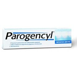Parogencyl Prévention Gencives Tube de 75 ml