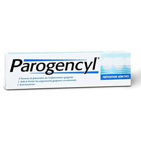 PAROGENCYL Pâte dtf ment anti-âg genc T/75ml