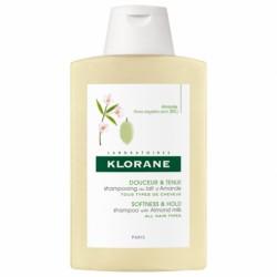 KLORANE CAPILLAIRE Shampooing Lait d'Amande Flacon de 200ml
