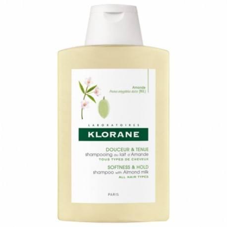 KLORANE CAPILL Shamp Lait d'Amande Fl/200ml