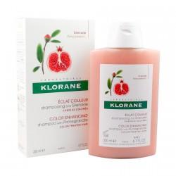 KLORANE CAPILLAIRE  Shampooing Grenade Flacon de 200ml