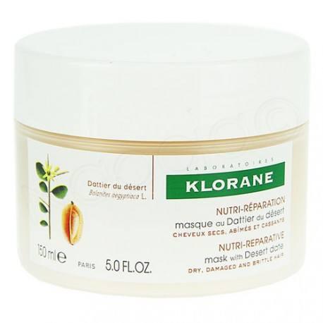 KLORANE CAPILL Masque Dattier Désert P/150ml
