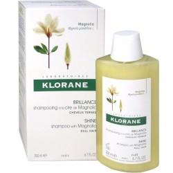 KLORANE CAPILLAIRE Shampooing à la Cire de Magnolia Flacon de 200ml