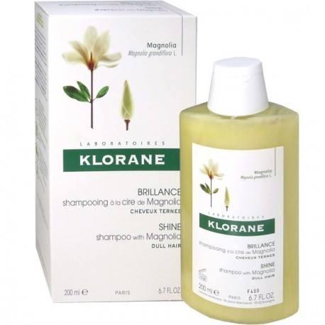 KLORANE CAPILL Shamp Cire Magnolia Fl/200ml