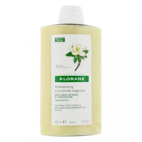 KLORANE CAPILL Shamp Cire Magnolia Fl/400ml