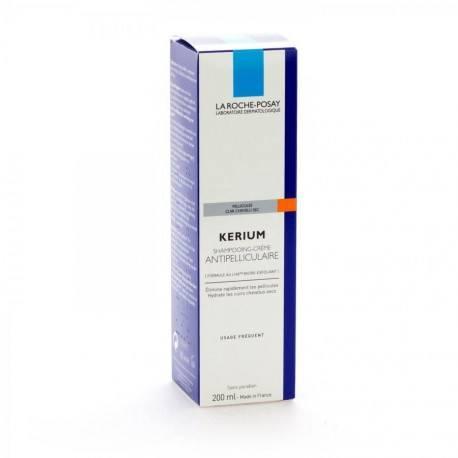 LA ROCHE POSAY KERIUM FREQUENCE Shamp antipell sec Fl/200ml