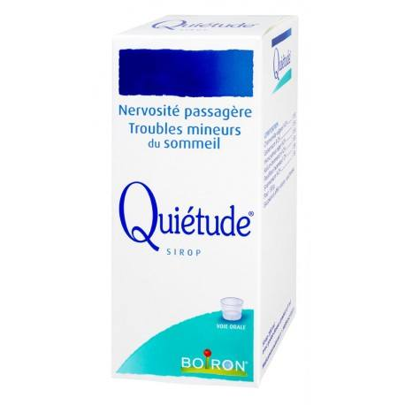QUIETUDE Sirop Enfants Flacon de 200ml