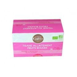GIFRER Tisane allaitement Boite de 20 sachets