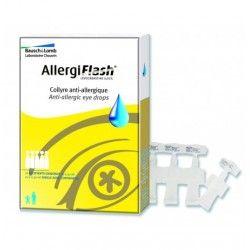 ALLERGIFLASH Collyre anti-allergique Boite de 10 unidoses de 0.30 ml