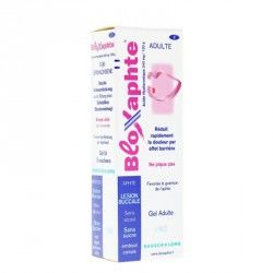 BLOXAPHTE Gel buccal aphtes Adulte Tube de 10ml