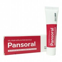 PANSORAL Gel buccal