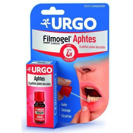 URGO Aphtes Filmogel tenue longue durée Flacon de 6 ml