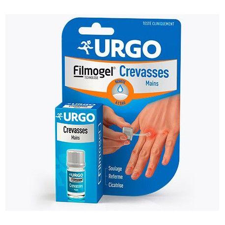 URGO Filmogel Crevasses Mains Flacon de 3.25 ml