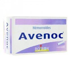 AVENOC Suppositoires pour les hemorroides Boite de 10