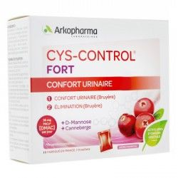 ARKOPHARMA Cys Control fort Boite de 14 sachets