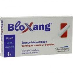 BLOXANG Eponge stérile hémostatique B/5