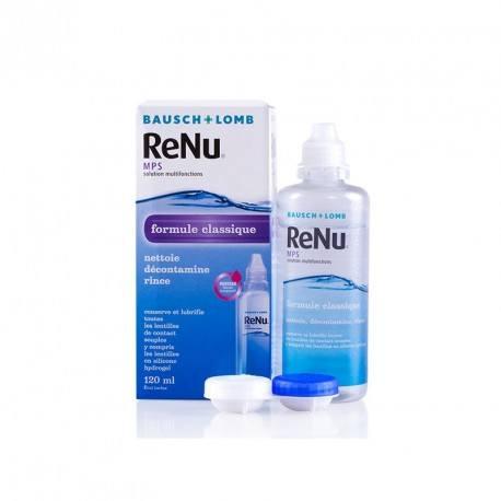 RENU MPS Solution Multifonctions pour yeux sensibles Fl/360ml