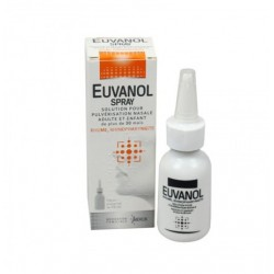 EUVANOL SPRAY S p nas Fl pressurisé/15ml
