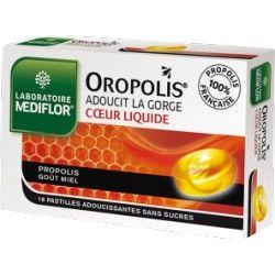 OROPOLIS Past coeur liquide ss suc B/16