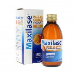 MAXILASE 200 Sirop Flacon de 200 ml