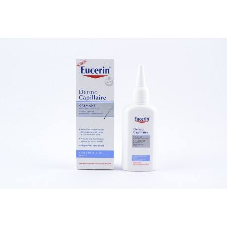 Eucerin Dermo Capillaire Soin Traitant Urée Calmant 100 ml