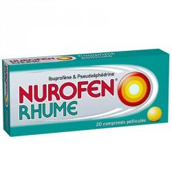 NUROFEN RHUME Comprimé pelliculé Boite de 20