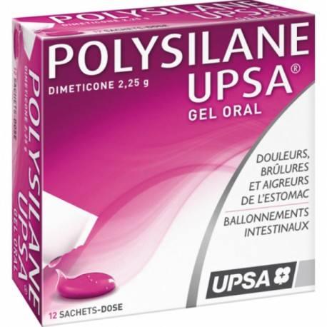 POLYSILANE UPSA Gel or 12Sach-dose