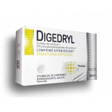 DIGEDRYL Cpr eff 2T/15